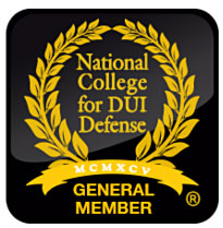 National College for DUI Defense Attorney David C. Sheldon